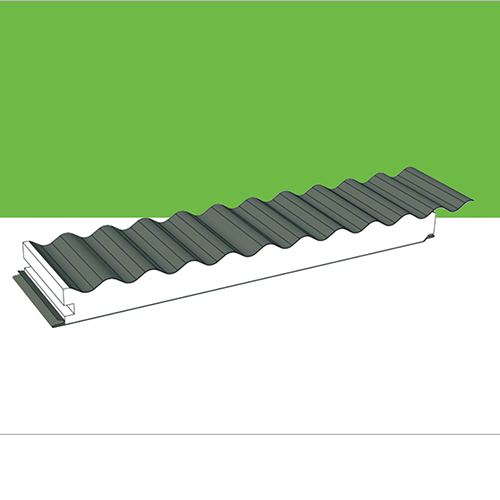 Corrugated Insulated Panel