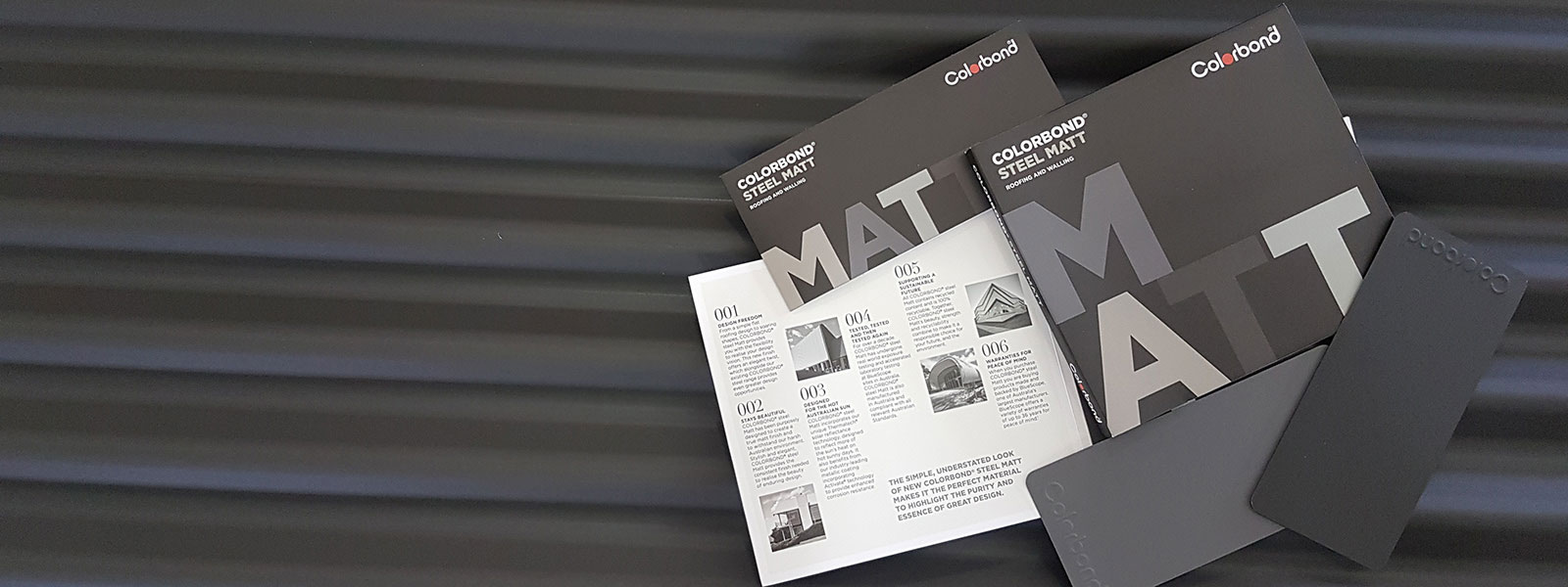 Colorbond sheets brisbane - Did You Know There Is A Brand New Colorbond Roofing Finish Available It S Called Colorbond Steel Matt And You Can Find Out More Here