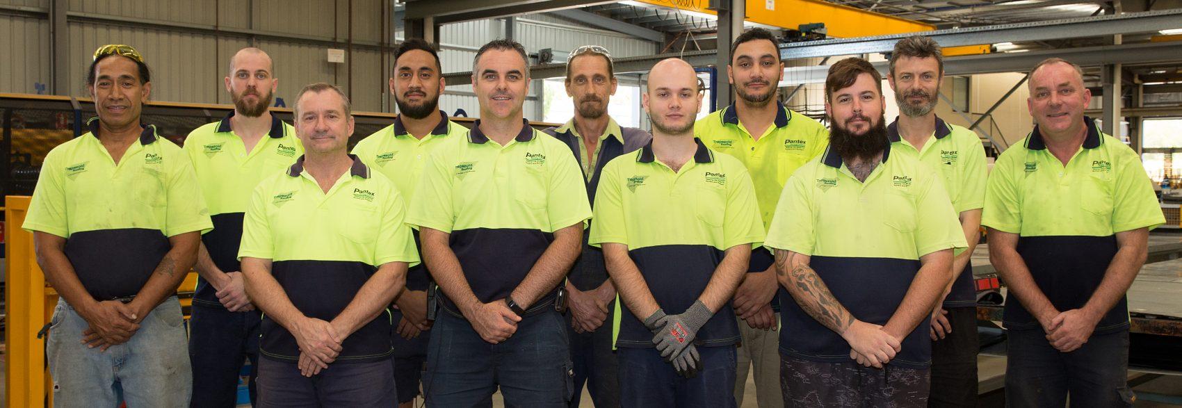 Pantex Manufacturing Team