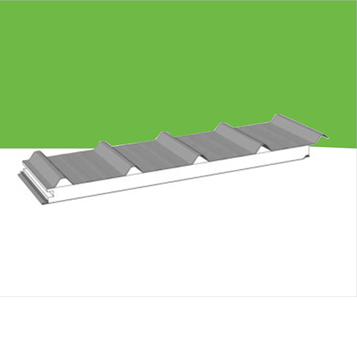 Ribbed Insulated Panel