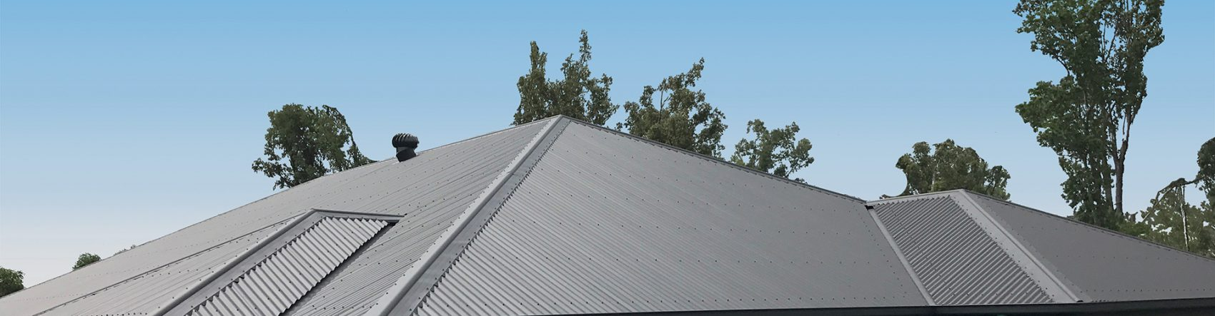 Pantex Matt Steel Roof