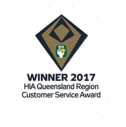 HIA Customer Service Award