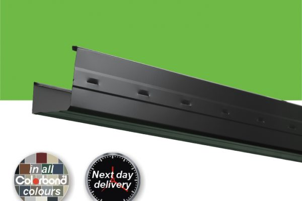 Squareline 125 Slotted or Unslotted High Front Gutter