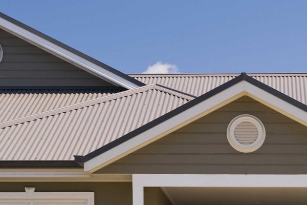 COLORBOND® steel roof