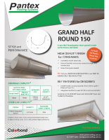 GRAND HALF ROUND 150_TECHNICAL GUIDE