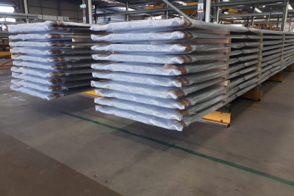 Timed Delivery Pantex Roofing