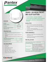 QUAD 150 HIGH FRONT SLOTTED_TECHNICAL GUIDE